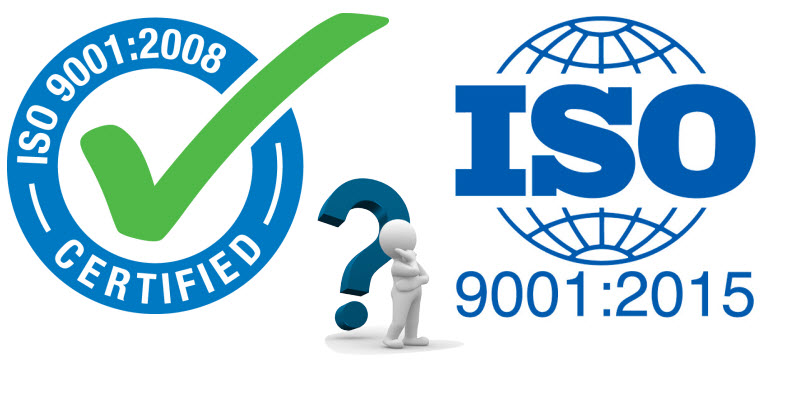 Normativa ISO-9001-2015-2008